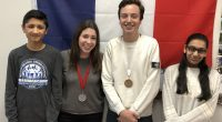 This year, 5 Burnaby Mountain students participated in the annual District Concours d'Art Oratoire (French Public Speaking Contest): Masih Mohammad-Rafi, Filippo Miniati (Bronze). Bianca Pizzirani (Silver), Ariana Esmail, and Nicholas […]